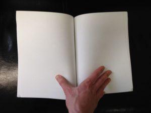 biblia em branco